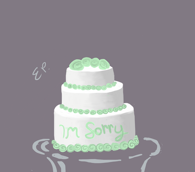 A sweet apology by emilybunnysoft