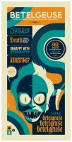 betelgeuse poster by strongstuff