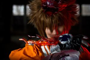 This determination... by Naru-Cosplay