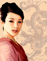 Another Geisha by Nar-Amarth