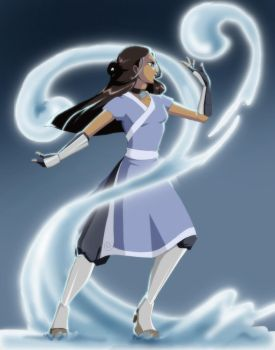 also water bender epicness by forgottenwaterbender