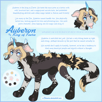 OC: Auberon by c-Chimera