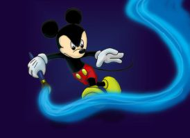 Epically Mickey by Allysdelta