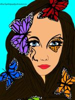 Butterfly project by BellasCreations