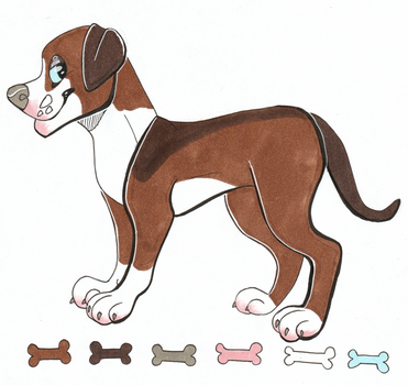 apbt adopt OPEN by labramazing