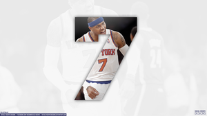 #7 CARMELO ANTHONY l Collection by Rafael Vicente by RafaelVicenteDesigns