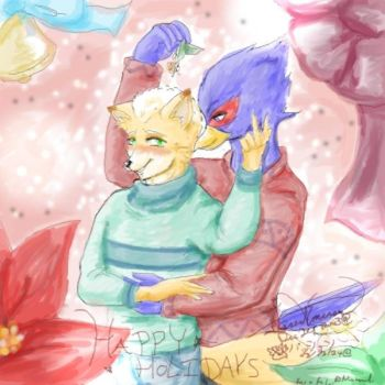 Starfox: Seasons Greetings by Wovstah