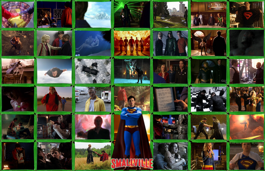 Tom Welling is SMALLVILLE! by Camo-Flauge