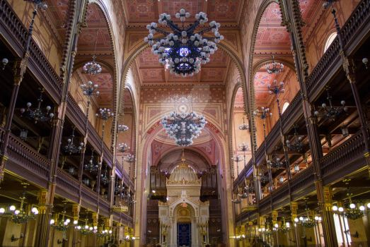 The Great Synagogue by rachyb8