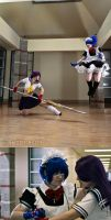 Fighters - Ikki Tousen by lovely-chen