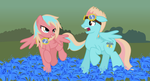 Frolicking in the Poison Joke by VinylBecks