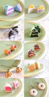 More Mini Food by Shembre
