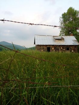 Tin Roof, Fence-Boone, NC by jonifan1