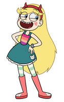 Star Butterfly by Star-Butterfly