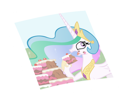 Celestia: Just Like Us by Stormsclouds