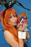 Asuka EX Bunny Cosplay - I by TenchiMuyou
