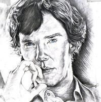 Sherlock Holmes - The Science of Deduction by cpn-blowfish