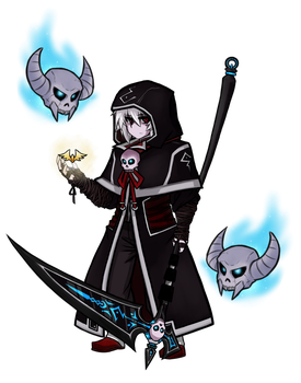 Reaper Renewal by Anax78
