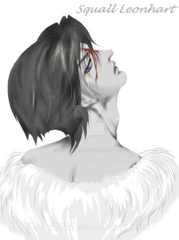 Squall Leonhart by TwinElf66
