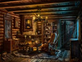 Hunter's House by abzac666