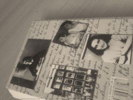 The Diary Of Anne Frank by TihanaV