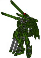 Artillery Gundam by Nightwing03