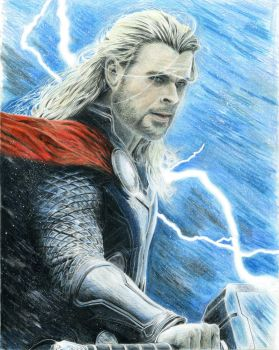 Thor: The Dark World by RyanBrent