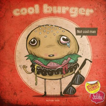 Cool Burger by chunkysmurf