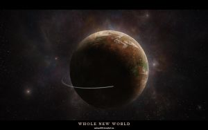 Whole New World by Andromed404