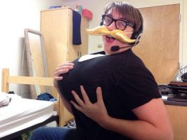 Sir Budder Stache was bored (twitter) by Vendus