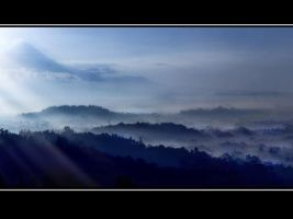 Borobudur Temple by Pandowo014