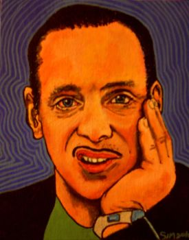 John Waters is Judging You by asamamoru