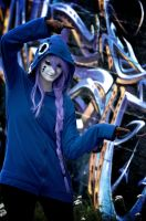 Vocaloid: We Are All Mad Here by KelevarCosplay