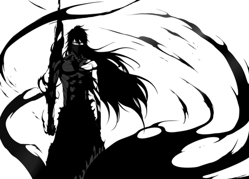 Become Getsuga by chickenmeister