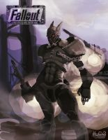 Fallout: Brotherhood of Steel by tagailog