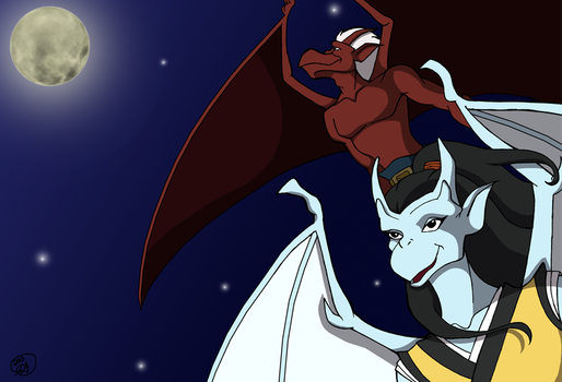 Gargoyles Oc Favourites By Hellgirl-fan1 On DeviantArt