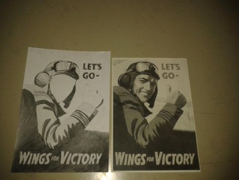 Wings for Victory by clonehero1