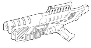 Armory - Assault Rifle by magnusfaustus