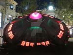 The X Files Revival Lit Up UFO by ShipperTrish