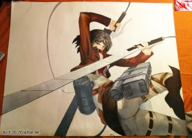 I'll Save You, Eren! by FairLady-of-LaLune