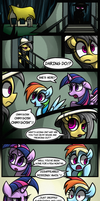 [Comic] Where did you go? by Rambopvp