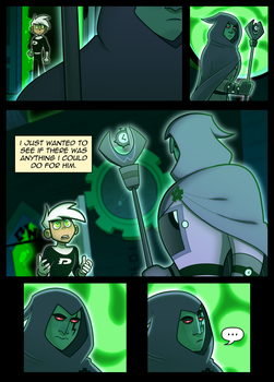 Doppelganger - Pg. 33 by TheUltimateEnemy