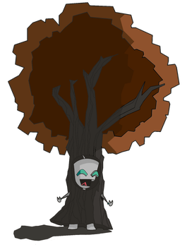 Gir Tree di by Dokoyne