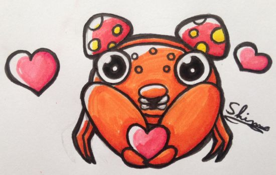 Paras loves you by Shimo-shimory