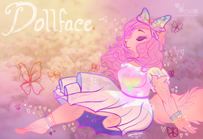 Dollface by PaintHerDream
