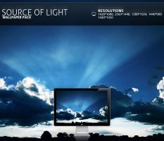 Source of Light - Wallpaper Pa by PatrickRuegheimer