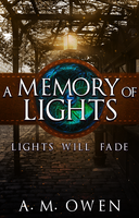 A Memory of Lights [wattpad cover] by Pennywithaney