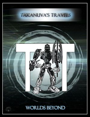 Takanuva's Travels Comic Cover by Pearllight180