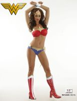 Wonder Woman - New Look by TheSnowman10