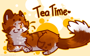 .: It's Tea Time! :. by C-H-O-C-O-C-A-T